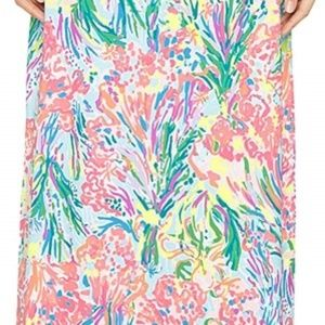 Lilly Pulitzer Nola Beach Maxi Skirt